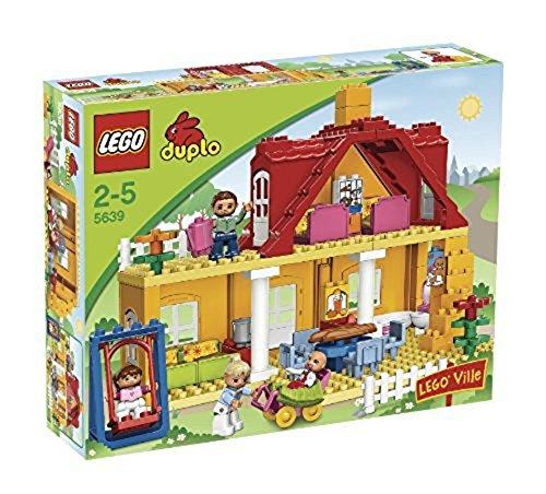 LEGO Duplo 5639 - Familienhaus - Familienhaus Lego