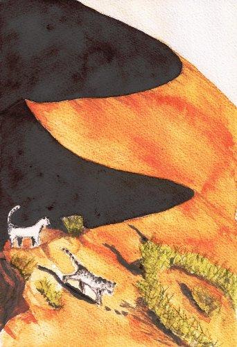 EL MAGNETISMO DE ÁFRICA (Relatos Románticos y Fantásticos nº 35) por Ana Martínez de la Riva Molina