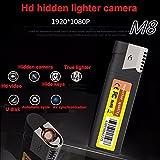 WEIDE - HD 1920 * 1080P Spy accendino telecamera nascosta elettronico reale accendino DVR videocamera senza foro dell'obiettivo