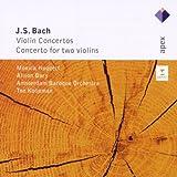 Bach, Js : Concertos - For 2 Violins In D Minor; For Violin In E Major & A Minorur 2 Violons Bwv1043, 1 Bwv1041/ 1042