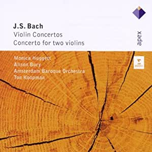 Bach : Concertos pour violon - Concerto pour 2 violons