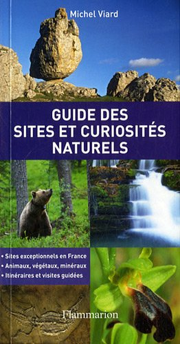 Guide des sites et curiosités naturels