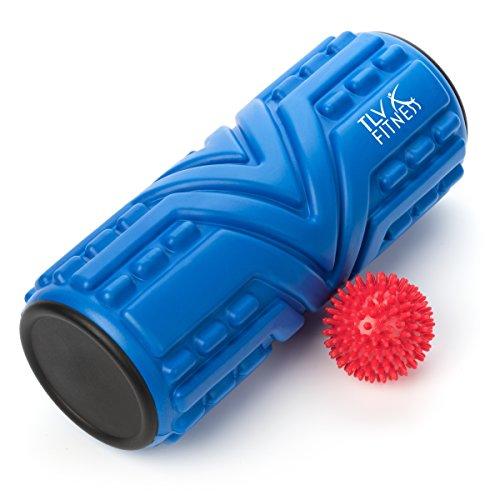 TLV Fitness Foam roller - Rullo in schiuma per massaggi
