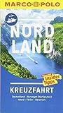 MARCO POLO Reiseführer Nordland Kreuzfahrt: Der perfekte Begleiter für die Nordland-Kreuzfahrt mit Insider-Tipps - MARCO POLO