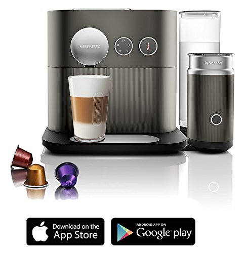 DeLonghi-EN-355GAE-Nespresso-Kaffeekapselmaschine-grau