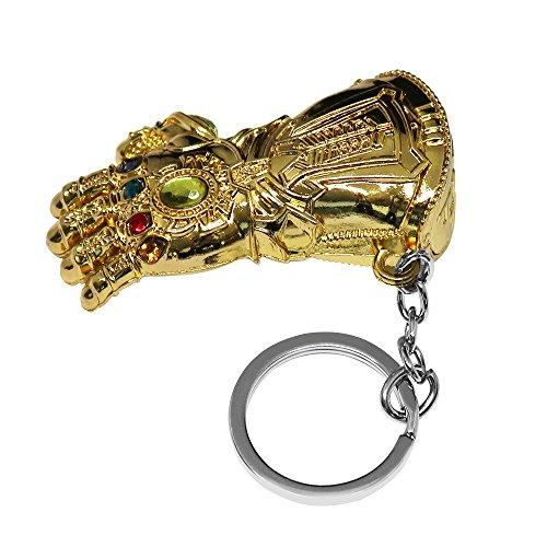 Llavero de los guantes de Thanos Thanos Gloves Keychain