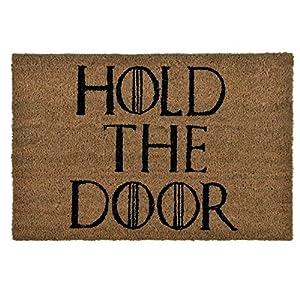 ANDREA HOUSE Felpudo Juego de Tronos Hold The Door 8