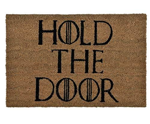 ANDREA HOUSE Felpudo Juego de Tronos Hold The Door