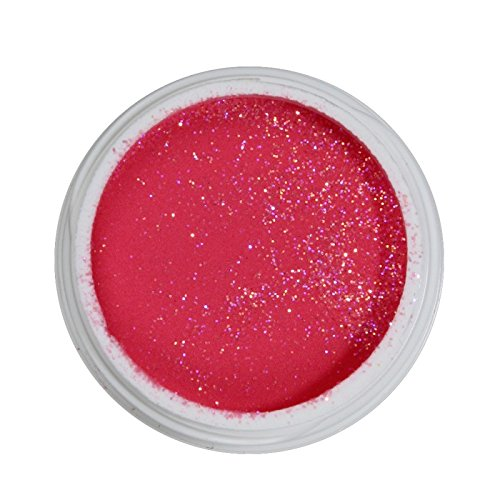NDED - Poudre acrylique couleur NDED 5g - - Glitter Fuchsia 6149