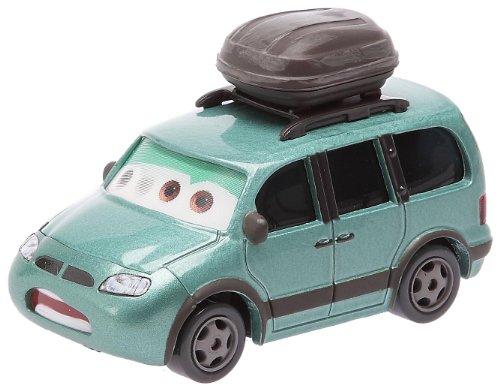 Disney Cars - R1431 - Vehicule Miniature - Voiture - Yeux Lenticulaires - Van