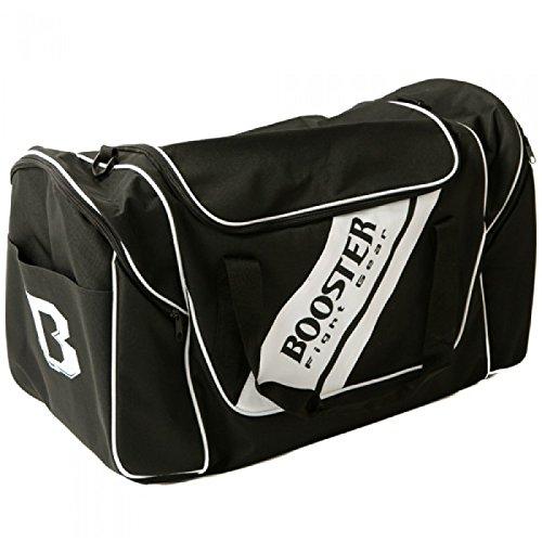 Booster Trainingstasche, Duffle, schwarz-weiß, Gym Bag Sporttasche MMA