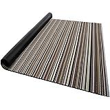 Tapis casa pura® pour intérieur et extérieur Asti | tailles diverses | au mètre - matière très résistante, facile d'entretien | 60x300cm