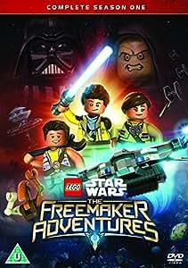 Lego Star Wars: The Freemaker Adventures [DVD]