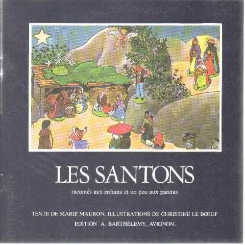 Les santons