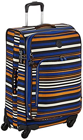 Kipling - YOURI SPIN 68 - 71 Litres - Trolley - Mix Stripes - (Multi-couleur)