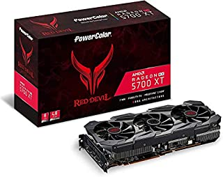PowerColor AMD Radeon RX 5700 XT Red Devil 8GB GDDR6 HDMI/3xDP Tarjeta gráfica (B07WP6TYQ3) | Amazon price tracker / tracking, Amazon price history charts, Amazon price watches, Amazon price drop alerts