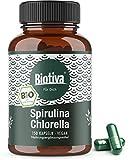 spirulina chlorella complex bio - 150 gelules