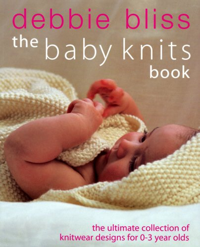 The Baby Knits Book (Transfer Pattern Quilt)
