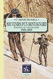 Image de Souvenirs d'un montagnard (édition du centenaire : 1909-2009)
