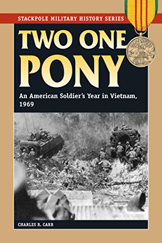 rican Soldier's Year in Vietnam, 1969 (Stackpole Military History Series) (English Edition) ()