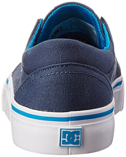 DC TRASE TXDWA Jungen Sneakers Blau (NAVY/BRIGHT BLUE- NVB)