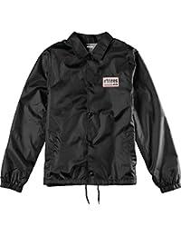 Etnies Flip Side Coach Jacket Black