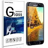 Galaxy S7 Panzerglas Schutzfolie,Pomisty S7 Displayschutzfolie Schutzfolie,Anti-Kratzen Glas Folie mit Samsung Galaxy S7