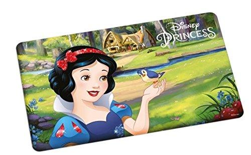 Disney Princess Brettchen, Schneewittchen Brett, Melamin, Mehrfarbig, 23 x 14 x 0.5 cm