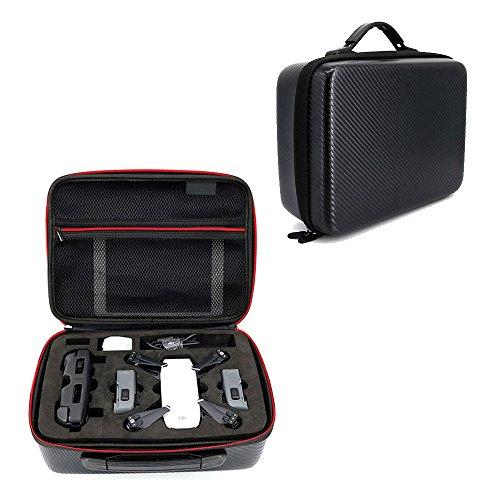 EVA Reise Tasche für DJI SPARK, Transport Case Handtasche für SPARK, Schwarz