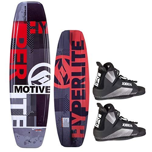 Hyperlite Motive 134 Package Wakeboard mit Wakeboardbindung Wakeboard