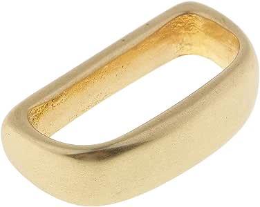 30 mm IPOTCH Accessorio per Cintura con Fibbia ad Anello Loop D Tocco Morbido