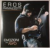 Eros Ramazzotti 'Emozioni Dal Vivo' (11 Tracks) (Edizione Editoriale)