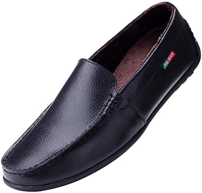 Odema Herren Leder Mokassins Schuhe  Billig und erschwinglich Im Verkauf
