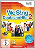 We Sing - Deutsche Hits 2 + 2 Mikros - [Nintendo Wii]