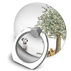 ROBTE Cell Phone Ring Supporto per Anello per Telefono Cellulare Supporto per Anello Universale con Supporto per Presa per Albero