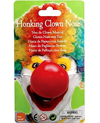 Clown Nose Vinyl. Honking