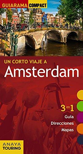 Amsterdam (Guiarama Compact - Internacional) por Anaya Touring
