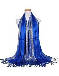 Foulard femme, Voile pour femme long, Châle Fashion. Foulard pour femme tendance