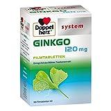 Doppelherz System Ginkgo 120 mg, 120 St. Tabletten
