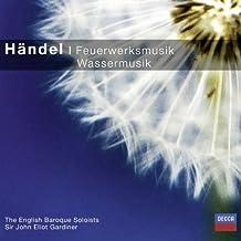 Feuerwerksmusik/Wassermusik (Classical Choice)