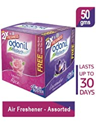 Odonil Toilet Air Freshener 50g Mix (3+1)