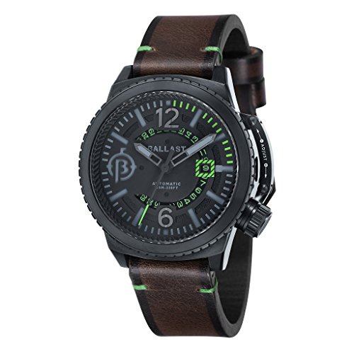 Ballast 1903 Mens Automatic Watch Trafalgar BL – 3133 – June