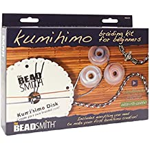 Beadsmith Kumihimo Starter Kit, Other, Multi, 25 x 19 x 5 cm