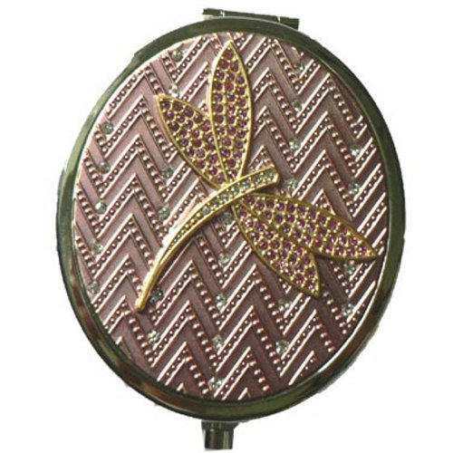 vanity-fair-luxury-silver-mirror-compact-with-austrian-crystals-dragonfly