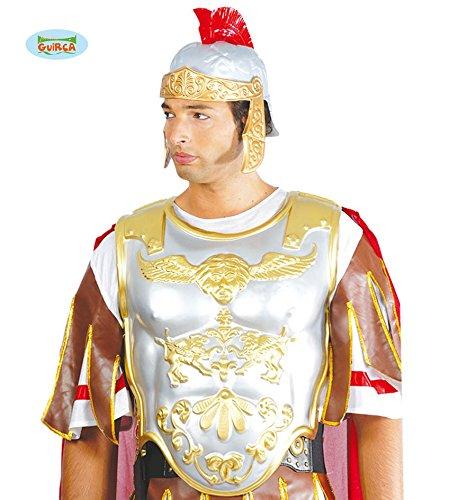 Kostüm Brustpanzer Römischer (Fiestas Guirca GUI16616 - Römer-Rüstung,)