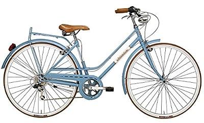 Adriatica klassisches Damenrad, Retro, Blau