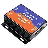 Cablematic–Módulo serie T24RS232RS485Ethernet TCP/IP con el modelo de vivienda USR-TCP232–300