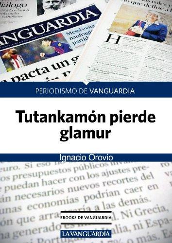 Tutankamón pierde glamur