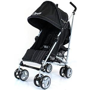 Zeta Vooom Stroller (Black)