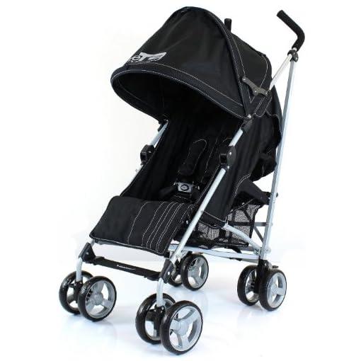 Zeta Vooom Stroller (Black) 51HzOmlpPWL